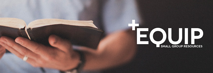 Small Group Bible Study Resources