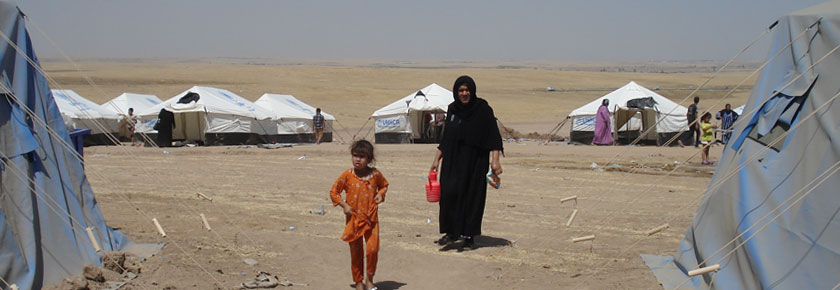 Supporting persecuted Christians in Iraq