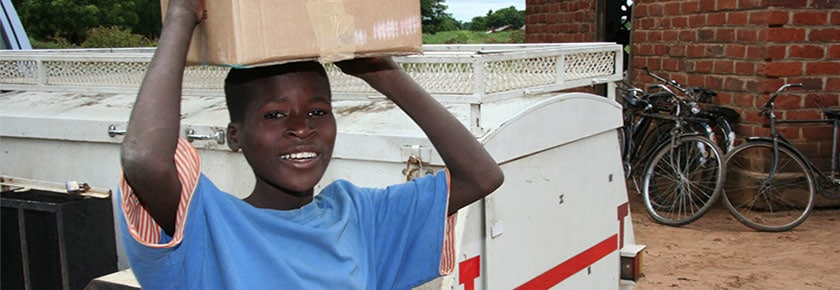 Help children in Malawi become an integral part of the church family
