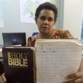 Hano New Testament translation project, Vanuatu