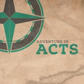 WILD about the WORD - Adventure in Acts