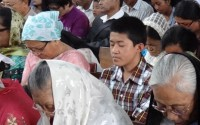 The Church is growing rapidly in India