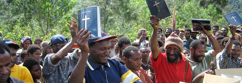 Tribal groups are crying out for the Scriptures