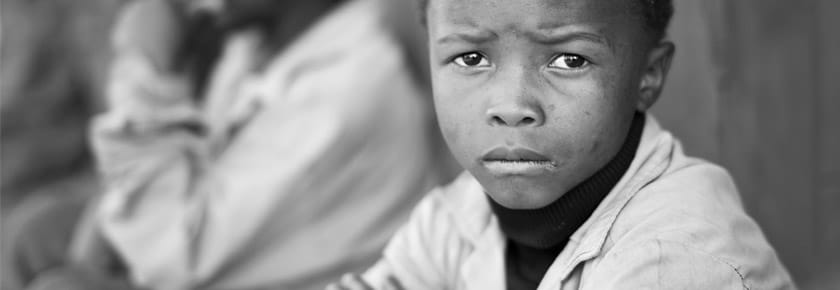 Hope for orphaned children in Swaziland