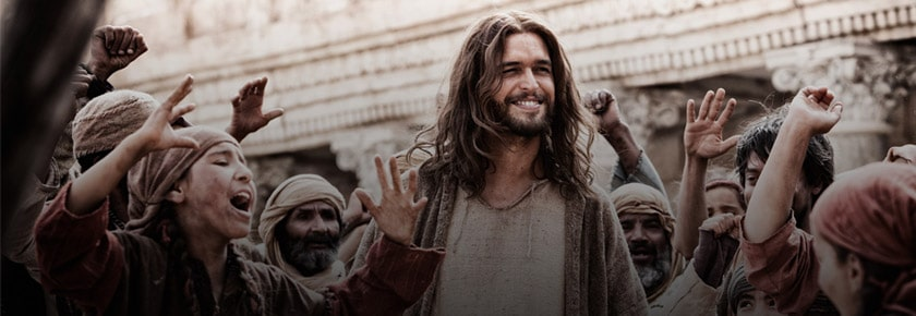 Watch THE BIBLE series this November