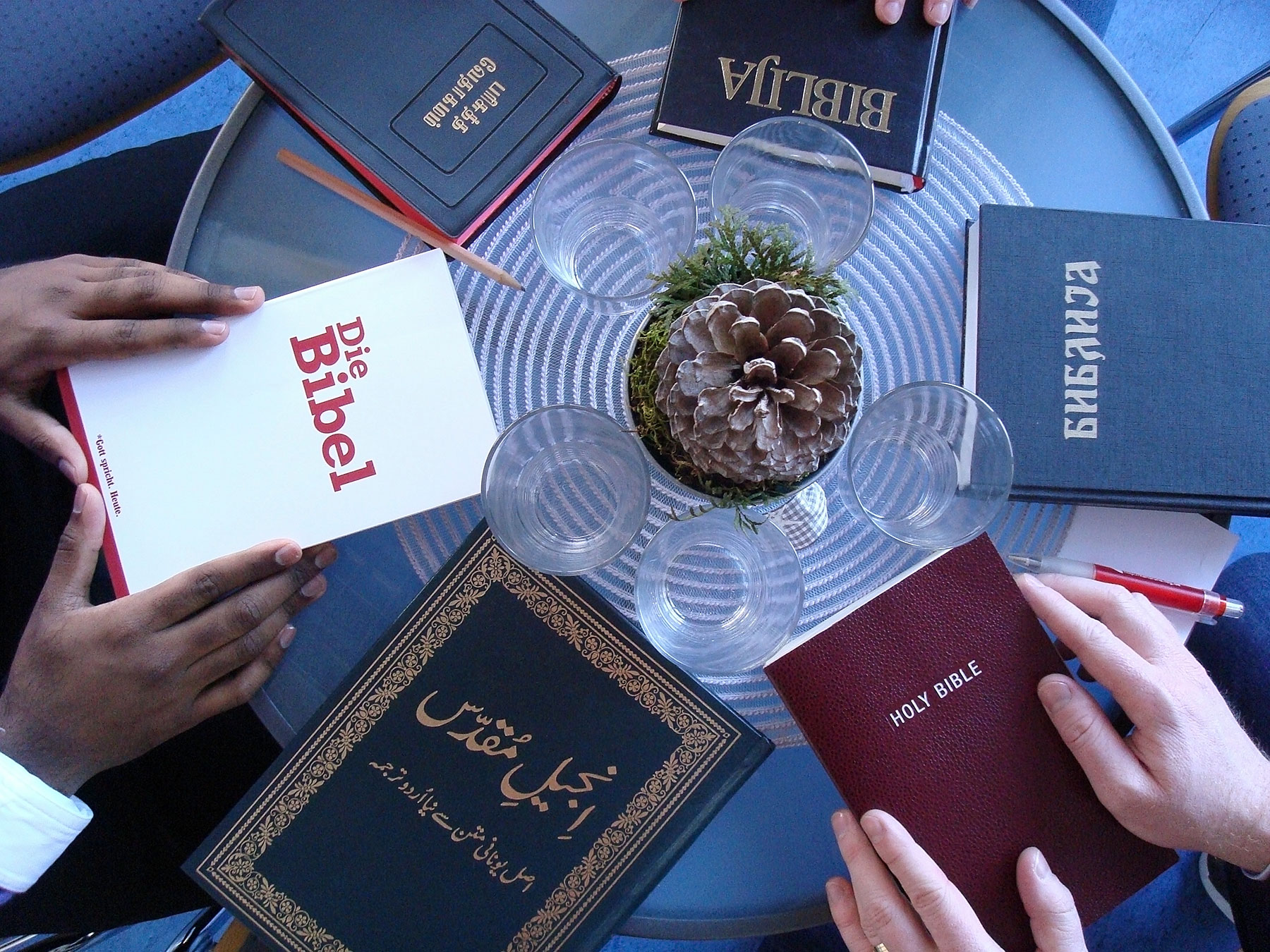 A Bible for every language