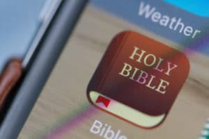 Are Digital Bibles good or bad?