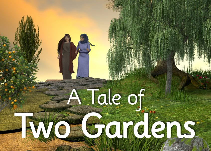 A Tale of Two Gardens - A Success Story