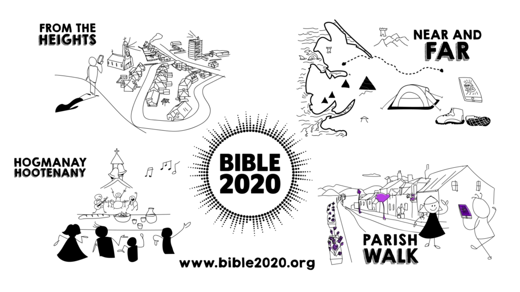 Bible 2020 - Ideas for churches