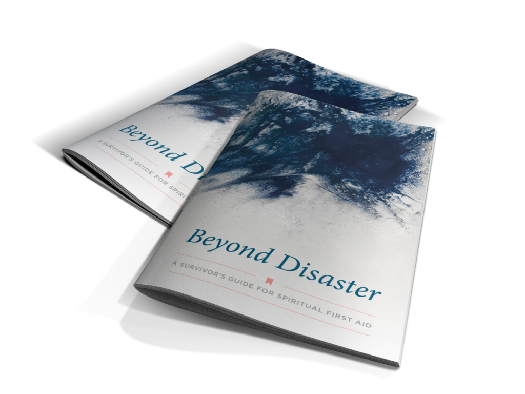 Trauma Healing - Beyond Disaster booklet