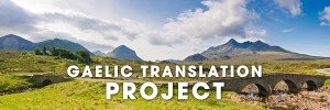 Gaelic Translation Project